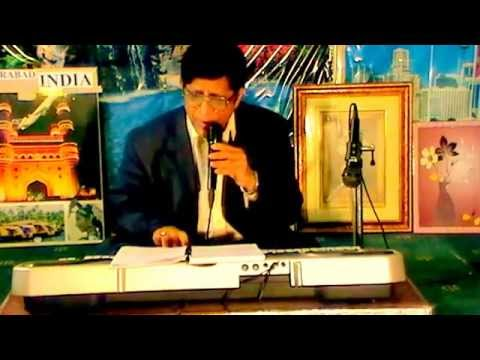 Chandni Raatein Sab Jag Soye Hum Jage By Khader Khan