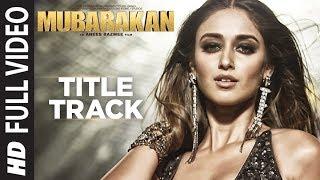 Mubarakan Title Song Full Video | Anil Kapoor | Arjun Kapoor | Ileana D'Cruz |Athiya Shetty |Badshah
