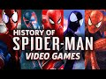 The History Of Spider Man Video Games