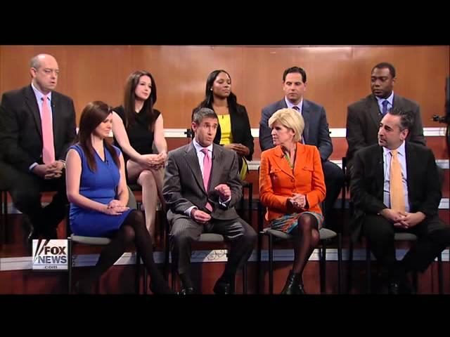 Carol Roth w Megyn Kelly on 2nd Presidential Debate Media Bias Fox News