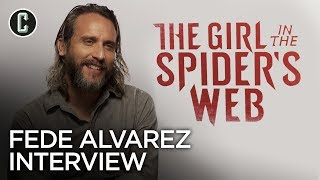 The Girl in the Spider's Web: Director Fede Alvarez Interview