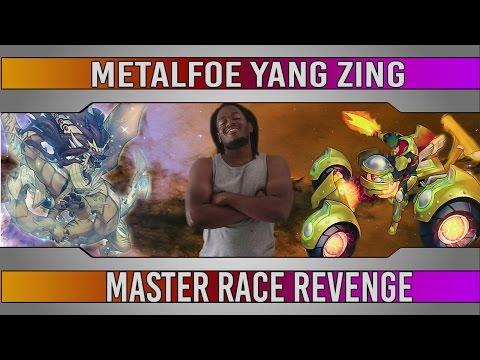 UNDEFEATED Metalfoe Yang Zing Deck Profile (August 2016)