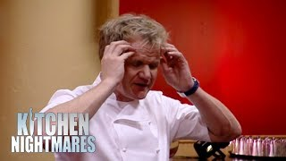 Arrogant Owner Argues With Gordon Ramsay Over Lobster | Kitchen Nightmares