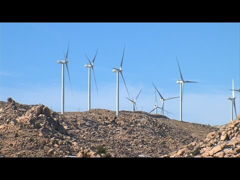 First U.S.-Mexico Wind Farm Sees Legal Challenge