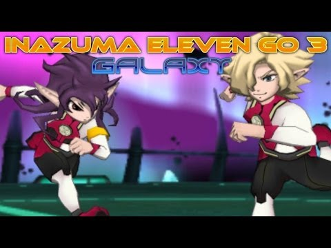 Inazuma Eleven Go 3 Galaxy Walkthrough Episode 15 (After Game FINAL): Space Rankers