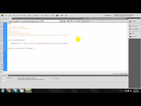 0 Developing your first wordpress plugin