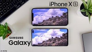 Galaxy S10 Plus vs. iPhone XS Max - Which Phone is Better??