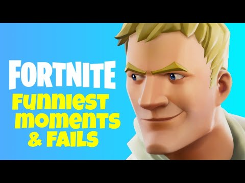 Fortnite Funny Moments & Fails Compilation