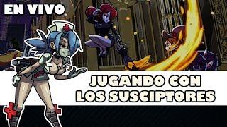 Skullgirls: Jugando con los subs - Edicion NEWCAST