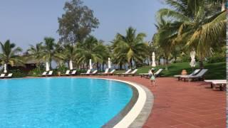 Hồ bơi tuyệt đẹp tại Vinpearl Phú Quốc Resort