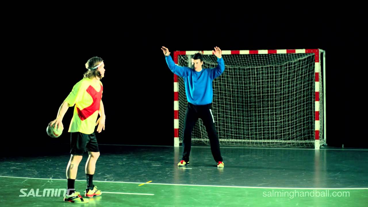 Handball Goalkeeper Tips Salming Handball Goalkeeper