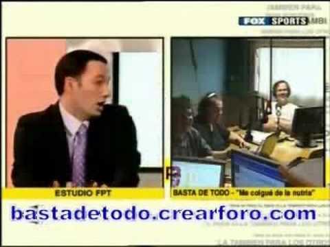 Fernando Carlos Inmitaciones FPT - Basta de Todos