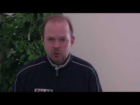 Interview mit Nationaltrainer John Dinesen