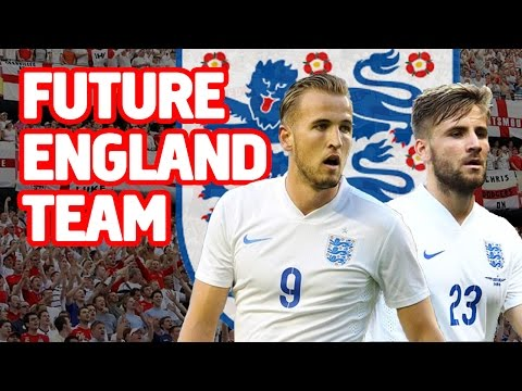 Future England Team (2022 World Cup)