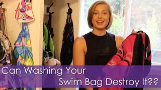 download lagu Can Washing Your Swim Bag Destroy It?? Putting My gratis