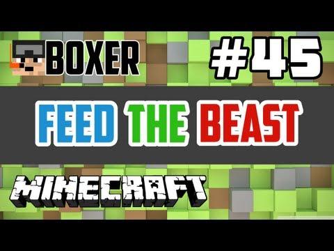 FTB - #45 - Vajra & Liquid Void Blocks! [MineCraft] [Feed The Beast] [Direwolf20 Pack]