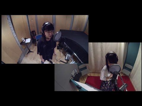 Mikumo & Freyja sings Bokura no Senjō at Studio