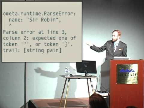 Worry-Free Parsers with Parsley