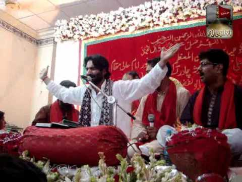 Live Nadeem Sarwar - La Fatah Ila Ali La - Jashan Imam Hussain(as) At Lahore 2012 Part-2 6 video