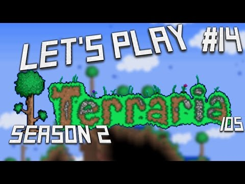 Let's Play Terraria iOS- Cleaning the Corruption! Episode 14 (S2)