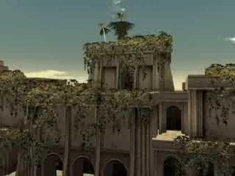 Hanging gardens of Babylon Rome total war