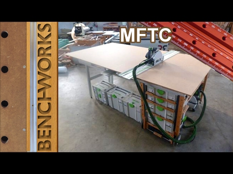 Portable workshop MFTC
