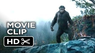 Dawn Of The Planet Of The Apes Movie CLIP - Speak to Caesar (2014) - Sci-Fi Action Movie HD