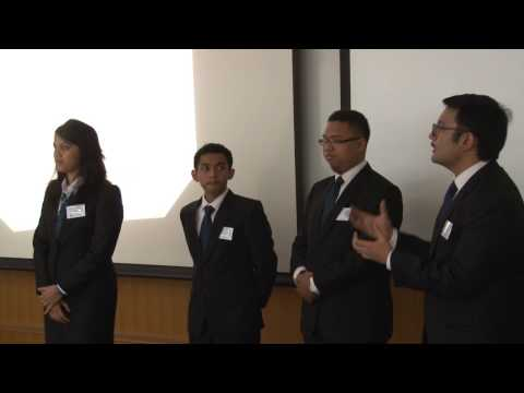 HSBC Asia Pacific Business Case Competition 2013 - Round1 B1 - ITB
