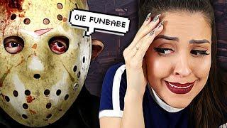 O JASON SABE QUEM EU SOU!!! (Sexta Feira 13 - Friday the 13th: The Game)