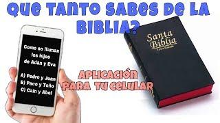 Preguntas de la BIBLIA | Para Niños , Jóvenes y Adultos | PREGUNTAS Y RESPUESTAS | Abraham Vlogs