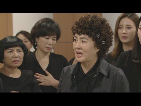 [The Great Wives] 위대한 조강지처 78회 - Bo Hee,slap Across Yesol's Face 20151002