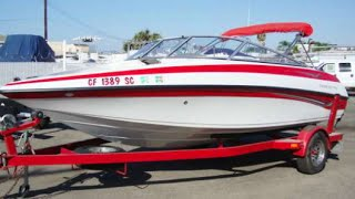 Crownline 180 BR Model Year 2006