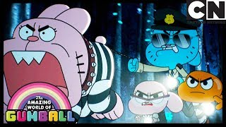 Gumball | Tattooed Delinquent | Cartoon Network