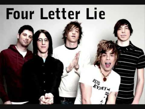 Four Letter Lie - Naked Girl Avalanche