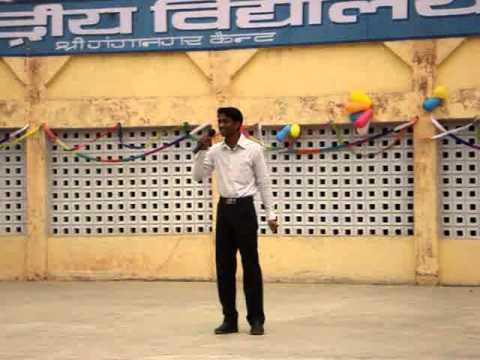 Funny Hindi Poem - Mucoòl Sharma
