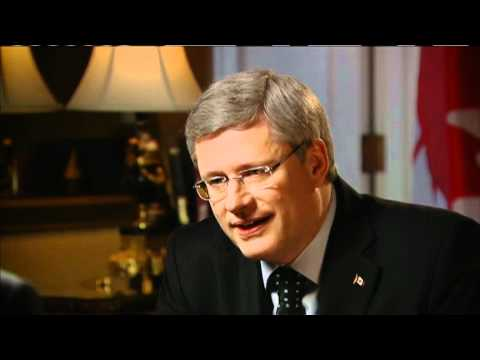 Interview with Stephen Harper (Part One)