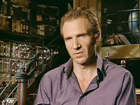 Ralph Fiennes - Interview (Harry Potter and the Goblet of Fire)