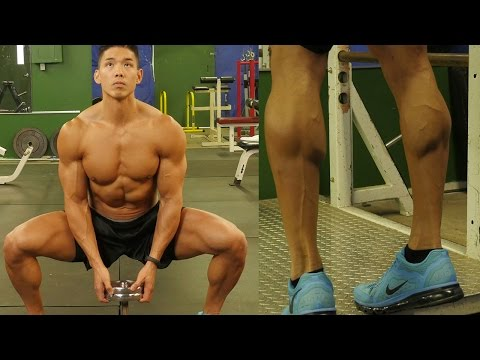 Extreme Afterburn Leg Workout