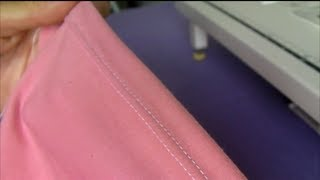 Sewing with a Double or Twin Needle