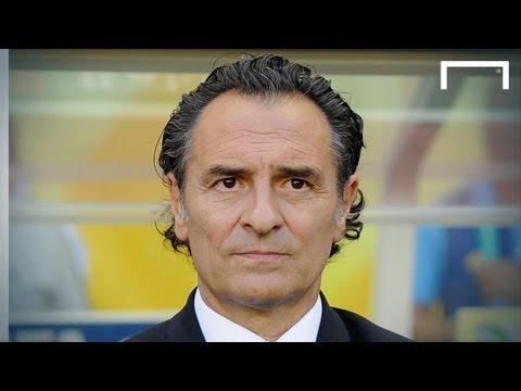 Spain vs Italy - Confederations Cup - Prandelli press conference