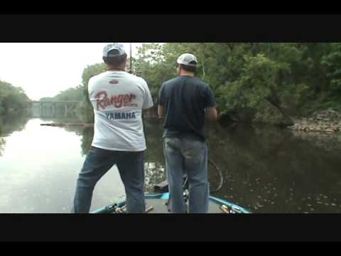 Carolina Outdoors - Bass Fishing the Cape Fear River