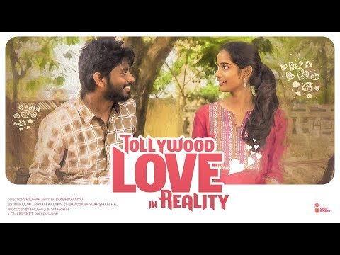 Tollywood Love In Reality Ft. Tinder   Chai Bisket Humour