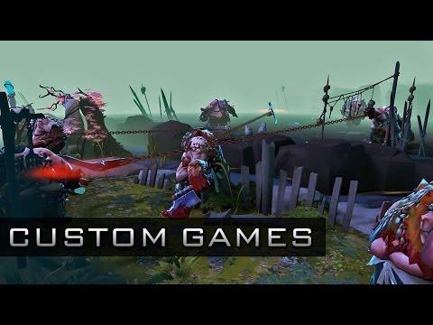 Dota 2 Custom Games