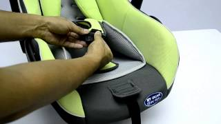 2 IN ONE BABY CARRIER & CARSEAT INSTALLATION GUIDE