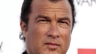 Should Steven Seagal Run For Governor Of Arizona?