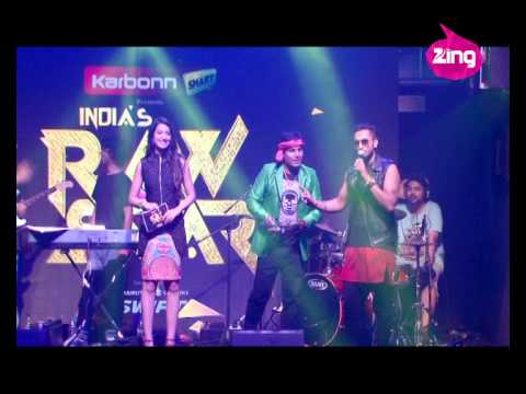 Yo Yo Honey Singh's Bhojpuri performance