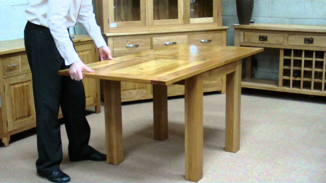 Amazoncom  7pc Dining Table Set with Pull Out Extension