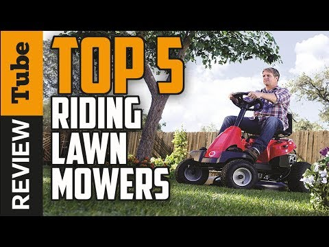 ✅Mower: Best Riding Lawn Mower 2019 (Buying Guide)