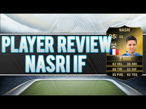 FIFA 14 | NASRI IF | PLAYER REVIEW + STATISTICHE IN GAME