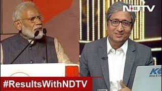 इंडिया का फैसला: रवीश कुमार ने यूं किया चुनावी नतीजों का विश्लेषण
